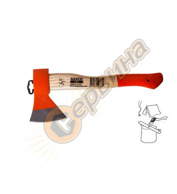 Брадва за къмпинг Bahco HGPS-0.6-360 - 800 гр
