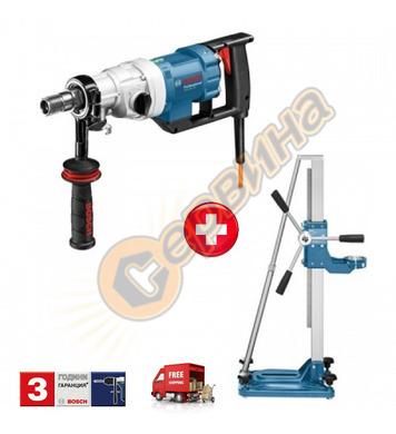Диамантено-пробивна машина Bosch GDB 180 WE 0615990GJ4 + Сто