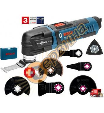 Мултифункционален инструмент Bosch GOP 30-28 0601237003 + Ко