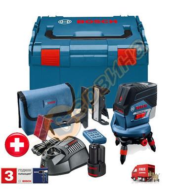 Линеен лазерен нивелир Bosch GCL 2-50 C 06159940KG - 20м