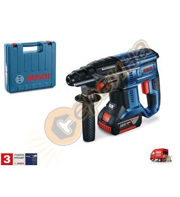 Акумулаторен перфоратор Bosch GBH 180-LI 0611911023 + Куфар,