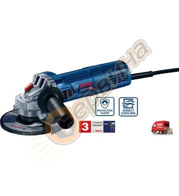 Ъглошлайф Bosch GWS 9-125 S 0601396102 - 900 W