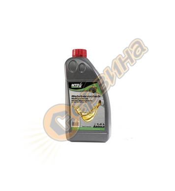 Масло за четиритактов двигател MTD 170032 - 1.4л