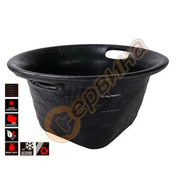 Зидарска кофа-кошница Rubi 88907 - 13 литра