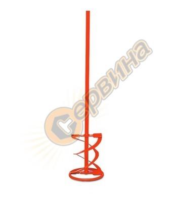Бъркалка-приставка за строителни разтвори Rubi 24959 - 100х5