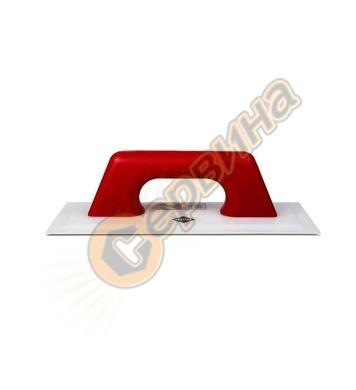 Пластмасова маламашка за мазилка Rubi 71904 - 300х140мм