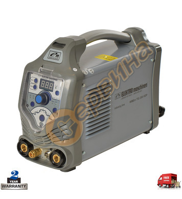 Електрожен инверторен Elektro Maschinen WMEm TIG 200 HDP 302