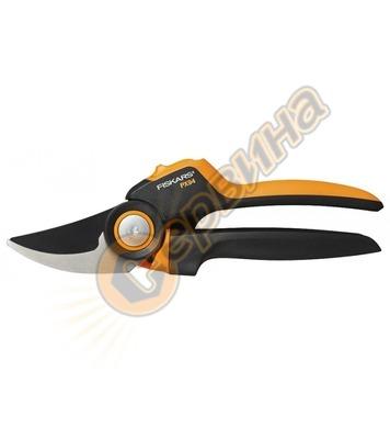Ножица с разминаващи се остриета Fiskars PowerGear™ Pruner P