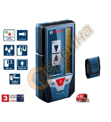Лазарен приемник Bosch LR7 Professional 0601069J00 - 50 м