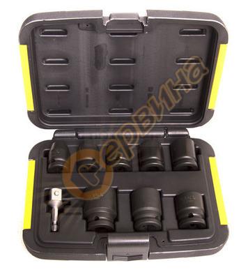 Комплект ударни вложки 1/2 DeWalt DT7507 - 9 бр