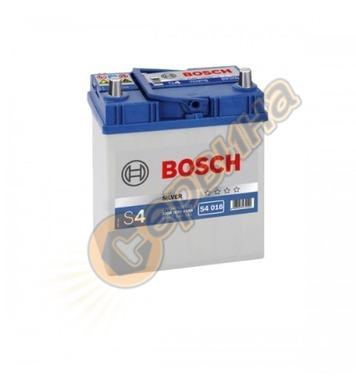 Стартерен акумулатор Bosch S4 018 JIS R+ 0092S40180 - 12V/40