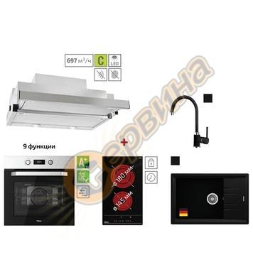Комплект кухненски електроуреди Teka PERFECT-Телескопичен аб