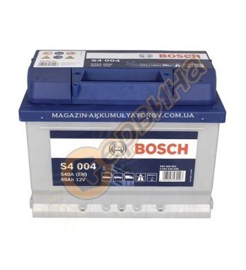 Стартерен акумулатор Bosch S4 004 0092S40040 - 12V/60Ah
