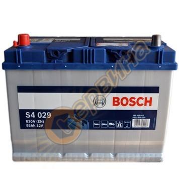 Стартерен акумулатор Bosch S4 029 Asia Silver L+ 0092S40290