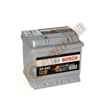 Стартерен акумулатор Bosch S5 002 0092S50020 - 12V/54Ah