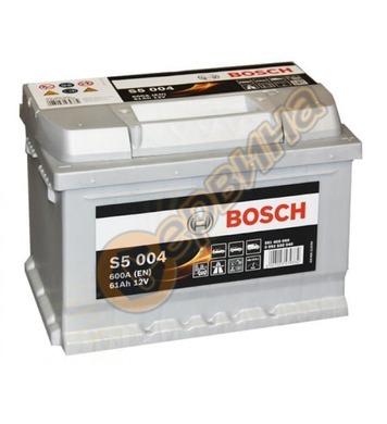 Стартерен акумулатор Bosch S5 004 0092S50040 - 12V/61Ah