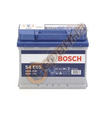 Стартерен акумулатор със старт/стоп-система Bosch S4E EFB E0