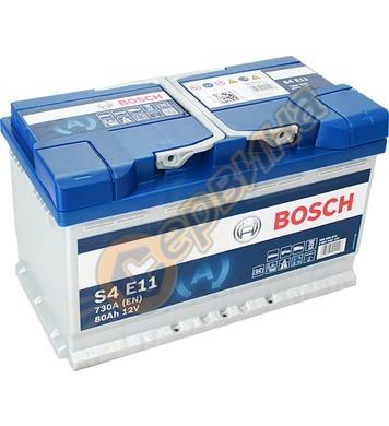 Стартерен акумулатор със старт/стоп-система Bosch S4E EFB E1