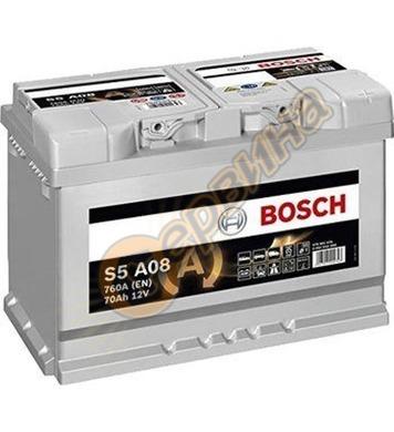Стартерен акумулатор със старт/стоп-система Bosch S5A AGM A0