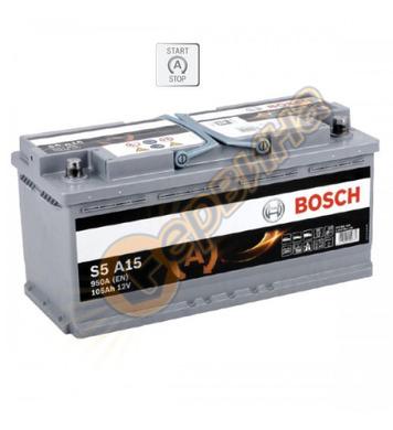 Стартерен акумулатор със старт/стоп-система Bosch S5A AGM A1