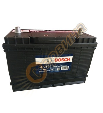 Стартерен полу-тягов акумулатор Bosch L4 034 0092L40340 - 12