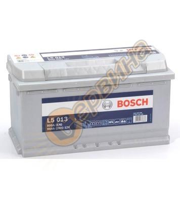 Стартерен полу-тягов акумулатор Bosch L5 013 0092L50130 - 12