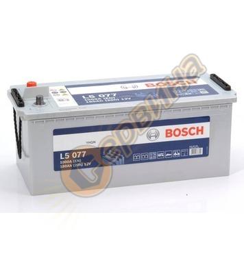Стартерен полу-тягов акумулатор Bosch L5 077 0092L50770 - 12