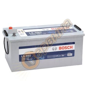 Стартерен полу-тягов акумулатор Bosch L5 080 0092L50800 - 12