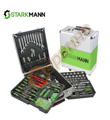 Комплект инструменти в куфарче STARKMANN SN-399TGL STRK 0178