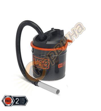 Прахосмукачка за пепел Black&Decker BXVC20MDE - 900W