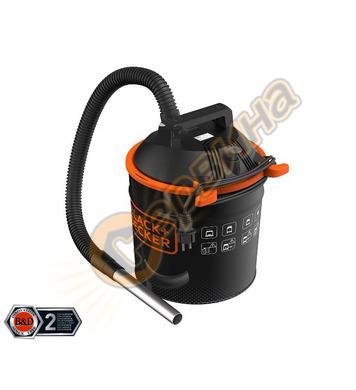 Прахосмукачка за пепел Black&Decker BXVC20TPE - 900W