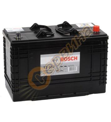 Стартерен акумулатор Bosch T3 037 0092T30370 - 12V/110Ah
