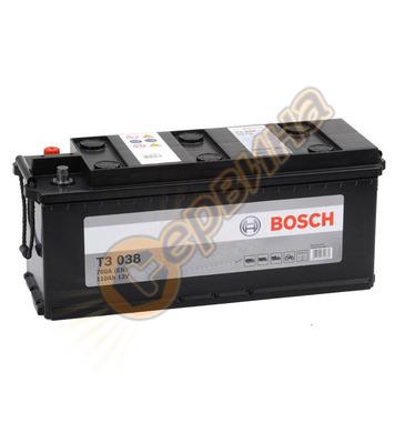 Стартерен акумулатор Bosch T3 038 0092T30380 - 12V/110Ah