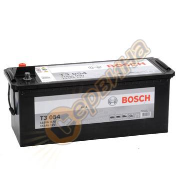 Стартерен акумулатор Bosch T3 054 0092T30540 - 12V/154Ah