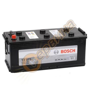 Стартерен акумулатор Bosch T3 079 0092T30790 - 12V/180Ah