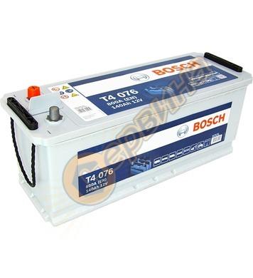 Стартерен акумулатор Bosch T4 076 0092Т40760 - 12V/140Ah