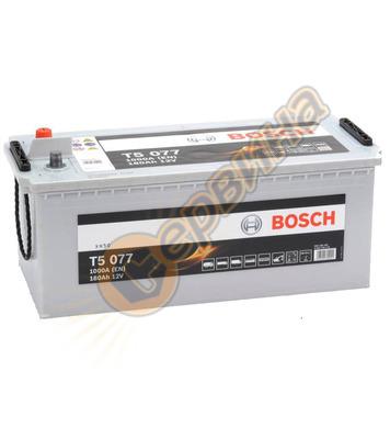 Стартерен акумулатор Bosch T5 077 0092T50770 - 12V/180Ah