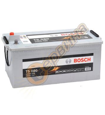 Стартерен акумулатор Bosch T5 080 0092T50800 - 12V/225Ah