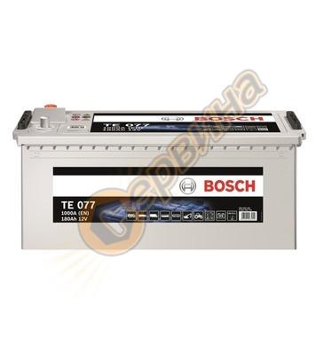 Стартерен акумулатор Bosch TE 077 0092TE0770 - 12V/180Ah