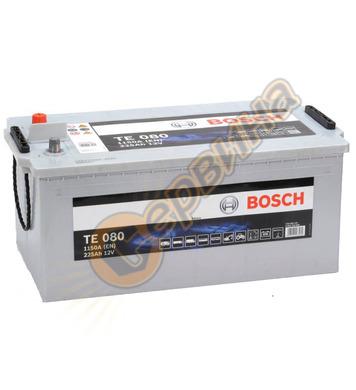 Стартерен акумулатор Bosch TE 080 0092TE0800 - 12V/225Ah
