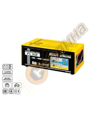 Автоматично зарядно устройство Deca FL1112 319500 6/12V - 12
