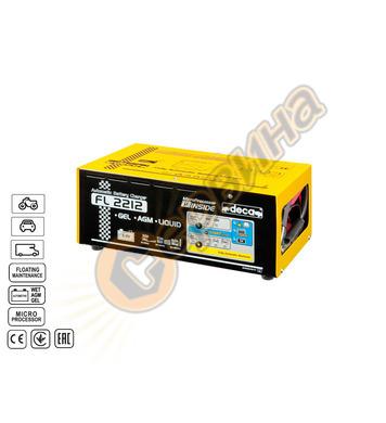 Автоматично зарядно устройство Deca FL2212 319700 6/12V - 26