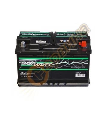 Стартерен акумулатор Gigawatt G40R 0185754100 - 12V/41Ah