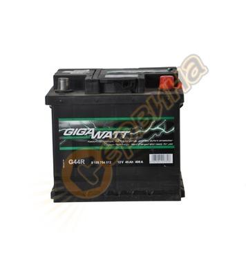 Стартерен акумулатор Gigawatt G44R 0185754402 - 12V/44Ah