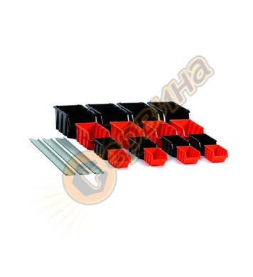 Органайзер за инструменти с контейнери Prosperplast NPST16 -