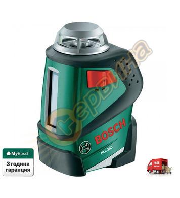 Ротационен лазерен нивелир Bosch PLL 360 0603663020 - 20м