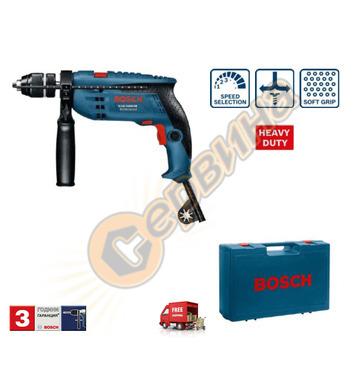 Ударна бормашина Bosch GSB 1600 RE 0601218102 - 701W