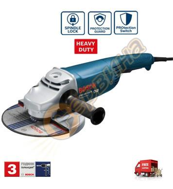 Ъглошлайф Bosch GWS 24-230 H 0601884L03 - 2400W