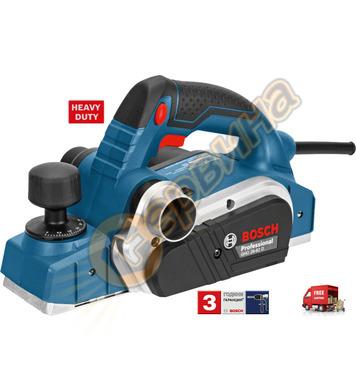Електрическо ренде Bosch GHO 26-82 D 06015A4301 - 710W