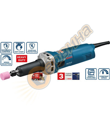 Прав шлайф Bosch GGS 28 LCE 0601221100 - 650W